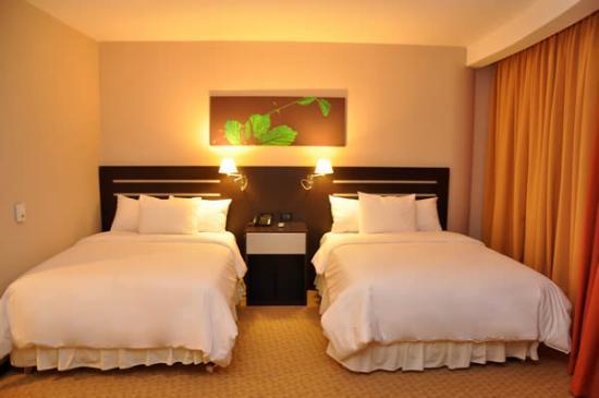Hotel Plaza Merú: Habitacion Doble