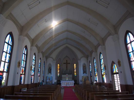 カトリツク別府教会