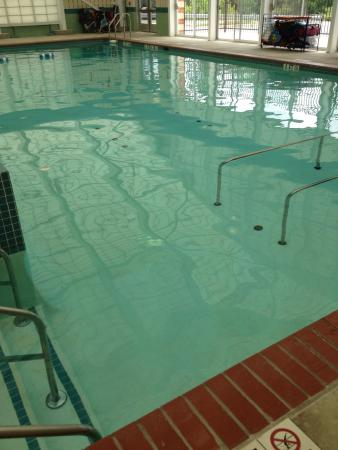 Prince Frederick, MD: The warm water therapy pool-AHHH!