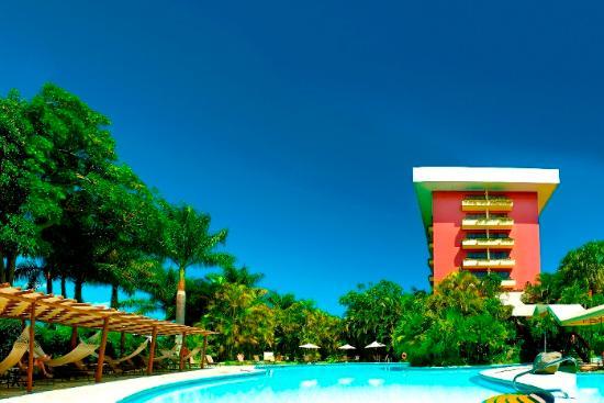 بارسيلو سان خوسيه بالاسيو: Fachada - Hotel