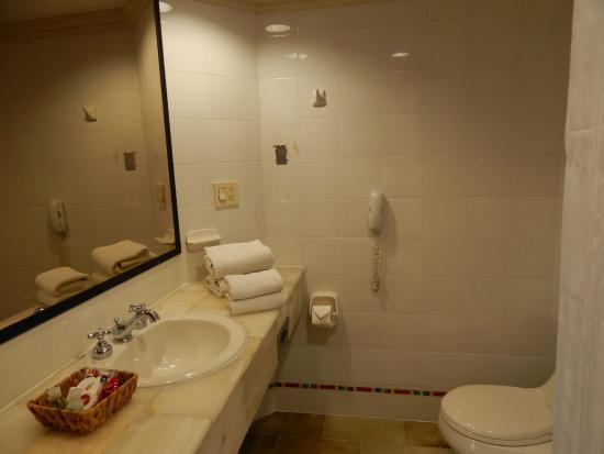 Hotel Republica: BAÑO