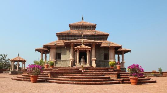 Ratnagiri, อินเดีย: Main temple