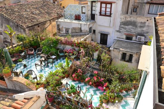 Some terraces - Picture of B&B Le Terrazze, Palermo - TripAdvisor