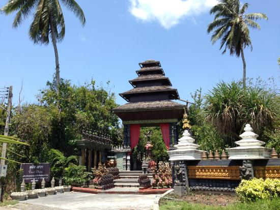 Dusit Dhewa - Samui Cultural Center and Fine Art of South East Asia