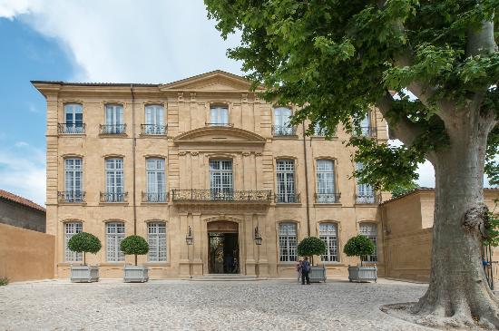 hôtel de caumont, aix-en-provence - picture of hotel de caumont