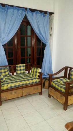 Fort Inn Guest House: Shared area for relaxation