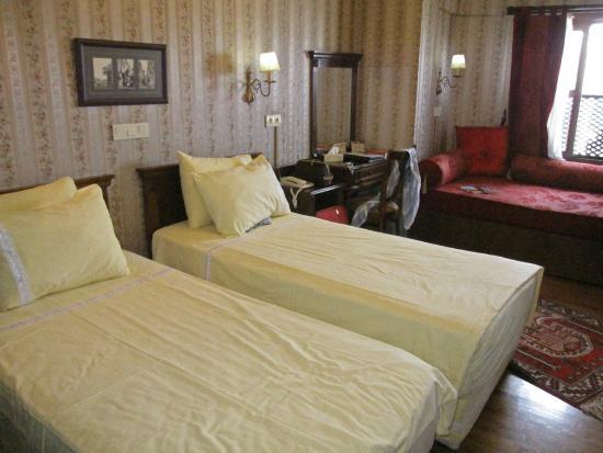 Dersaadet Hotel Istanbul: Zimmer
