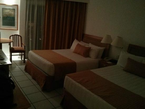 Hotel Viva Villahermosa: Habitación doble