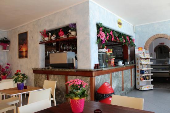 Esterno ristorante - Foto di Bagno Costa Azzurra, Marina di Pisa ...