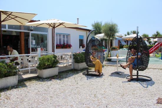 Bagno Costa Azzurra: Esterno bar