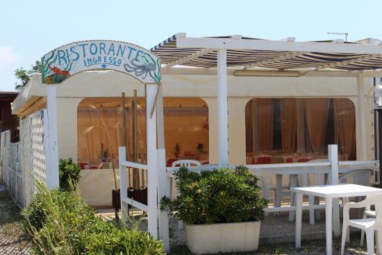 esterno ristorante - foto di bagno costa azzurra, marina di pisa ... - Arredo Bagno Pisa