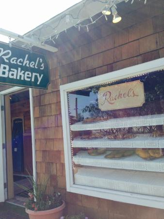 Rachel's Bakery and Restaurant: Front entrance