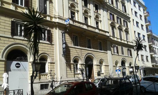 Hotel Continentale Edificio Donde Se Encuentra El