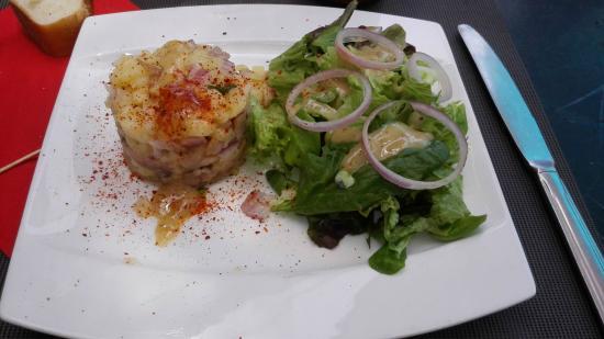 Quartier d'ete: Salata