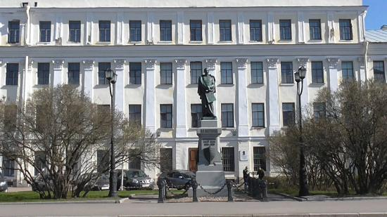 Monument to Pakhtusov