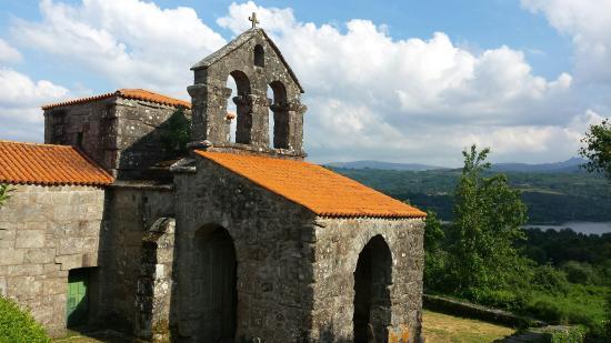 Iglesia Visigotica de Santa Comba de Bande