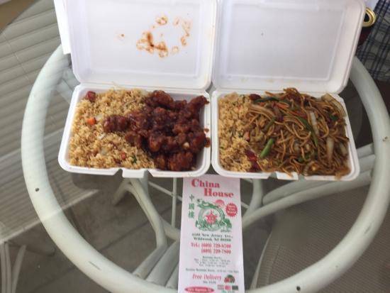 China House Restaurant: tasty meals