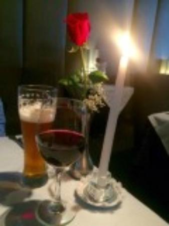 The Black Pearl Restaurant : Rose