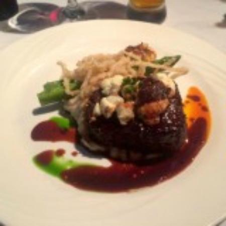 The Black Pearl Restaurant : Filet