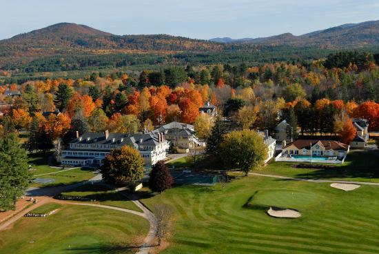 Bethel, ME: Maine's Premier Four Season Resort