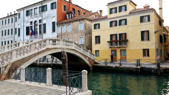 Al Bailo di Venezia: Al Bailo di Vénesia Appartement T1 bas Gauche