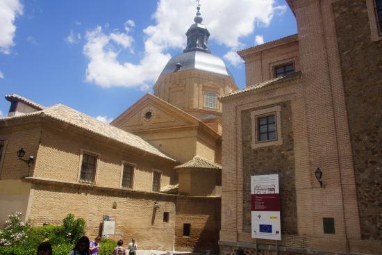 Convento e iglesia de San Pedro Martir