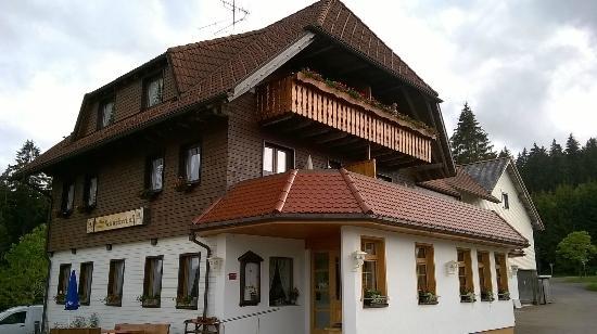 Gasthaus Schweizerhof : Ansicht Hotel