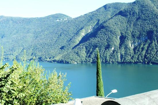 lake lugano - 5 Danau Menakjubkan yang Terdapat di Kawasan Italia