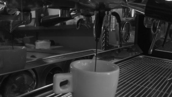 Cafe Mediterraneo: Espreso