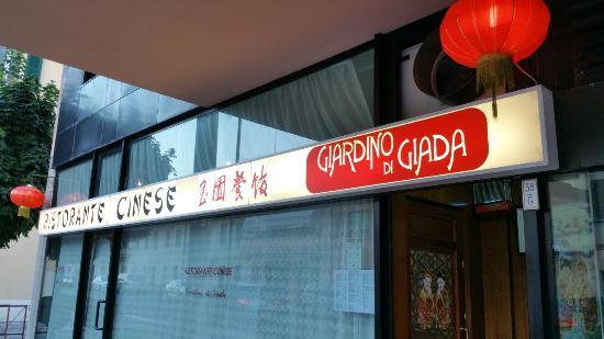 Ristorante cinese giardino di giada foto di ristorante cinese