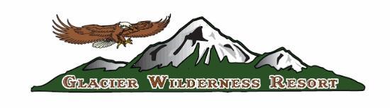 Glacier Wilderness Resort: Logo