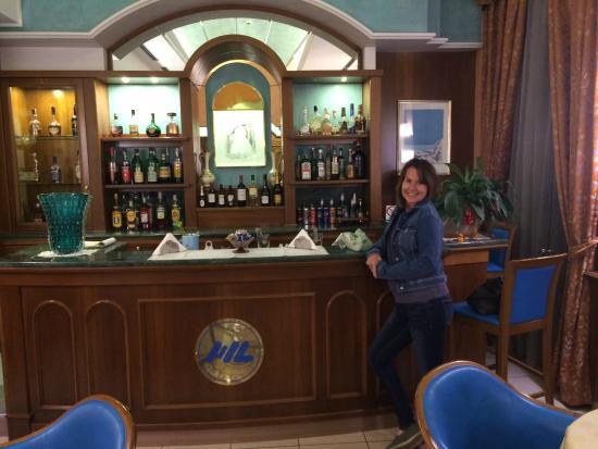 Lancaster Hotel: hotel bar