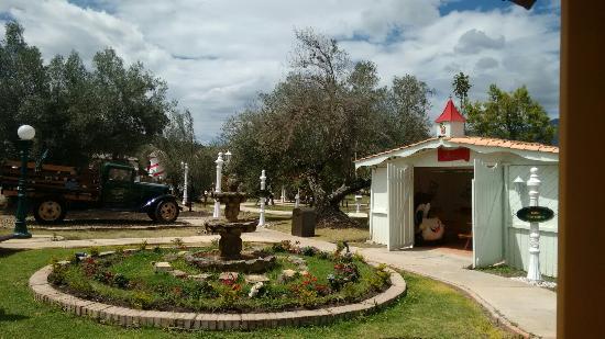 Parque 1900 Antique Auto Park