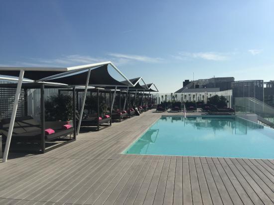 foto de epic sana lisboa hotel lisboa piscina no roof