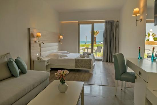 Iperion Beach Hotel: Rennovated studio