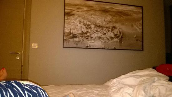 Nidya Hotel Galataport: номер