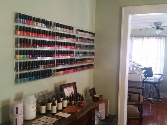 Barrington, Nueva Hampshire: Wall of Colors