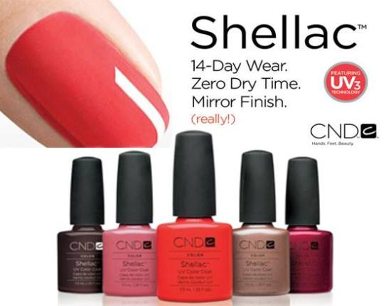 Barrington, Nueva Hampshire: CND Shellac