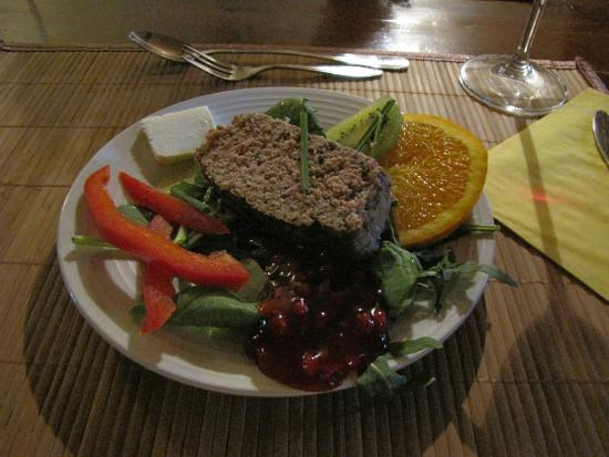 Zorza Poranna : Een heerlijke entree met zelfgemaakte paté