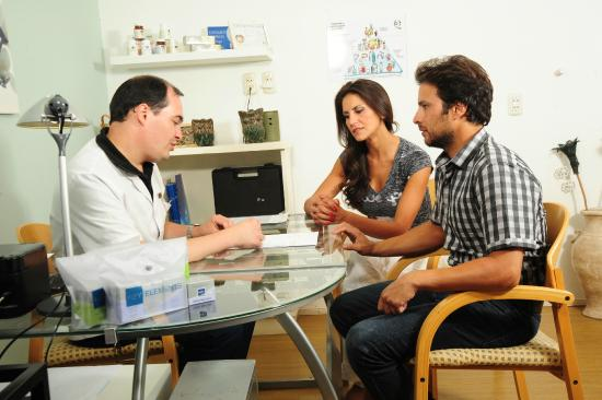 La Posada del Qenti Medical Wellness: Consultorio Médico