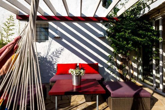 Can Sastre: Villa suite terrace