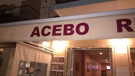 Acebo Restaurante