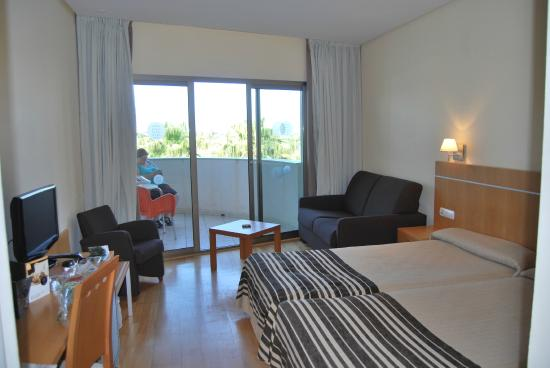Kamer picture of albir playa hotel spa l 39 alfas del pi tripadvisor - Spa kamer ...