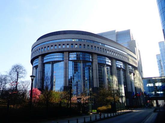 parlamento - Foto di Parlamentarium, Bruxelles - TripAdvisor