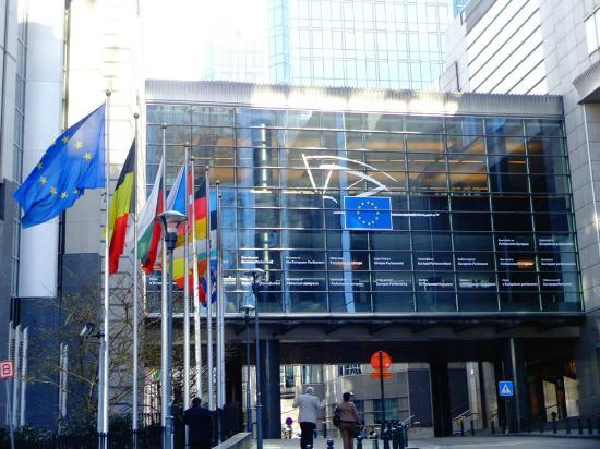 UE - Picture of Parlamentarium, Brussels - TripAdvisor