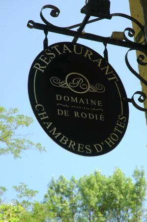 Domaine de Rodie