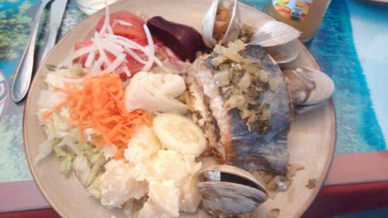Comedor Pescaderia Los Andes