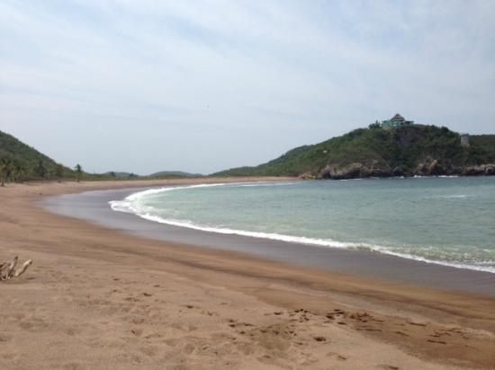 Careyitos Beach: Vista desde la playa