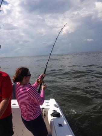 3g offshore and bay private fishing charters galveston for Galveston bay fishing charters