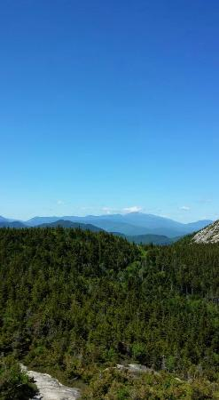 Mount Chocorua: Mt Washington from Chocorua